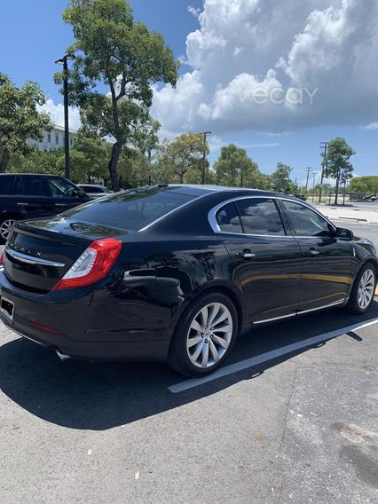 REDUCED 2015 Lincoln MKS - warranty/service to Oct 2020