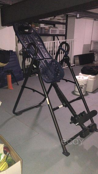 Teeter - Inversion Table - Back Pain Relief