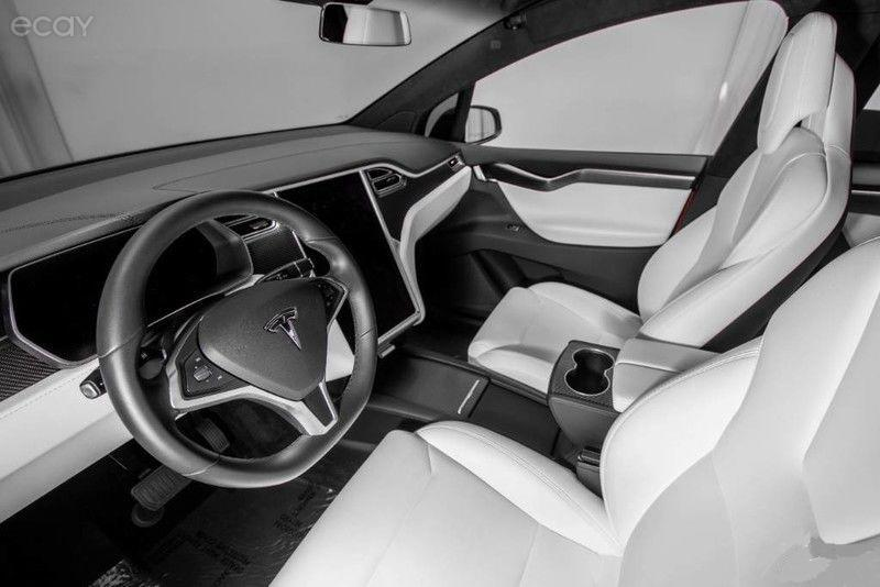 2017 TESLA Model X 75D AWD SUV