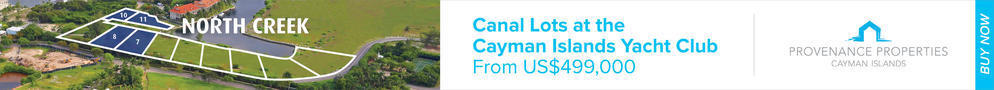 Camana Bay Provenance Properties Aug and Sept July