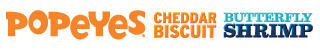 Popeyes Cheddar Biscuit Butterfly Shrimp Banner Sept 28th 2017